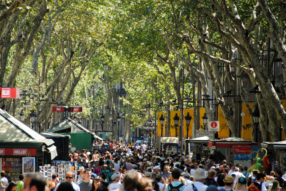 Hotels Barcelona Spain Las Ramblas